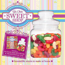 Ye Olde Sweet Shop Recipe Book Traditional Storage Jar Make Your Own Sweeties