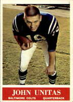 1964 Philadelphia Football #1-198 Complete your set - You pick the card