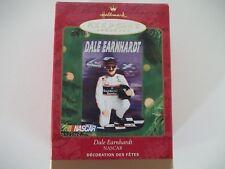 Dale Earnhardt NASCAR Hallmark Keepsake Ornament Decoration 2000 NIB Hang or Sit