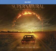 Supernatural Season 1 to 15 Complete Series (jensen Ackles) Region B Blu-ray
