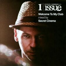 SECRET CINEMA - 1ST ISSUE: WELCOME TO MY CLUB NEW CD