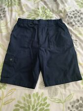 Boys Official Scouts Outdoor Activity Shorts Navy Blue 11-12 Years (146-152cm)