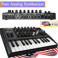 Arturia Microbrute Creation Edition Pure Analog Synthesizer Sonic Powerhouse