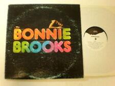 Bonnie Brooks LIVE LP Ripoff Records 1301