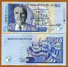 Mauritius, 50 rupees, 2003, P-50c, UNC