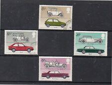 Gran Bretaña Automoviles Coches Serie del año 1982 (DK-178)