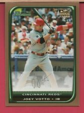 2008 Bowman Draft GOLD - JOEY VOTTO - GOLD Rookie Card #BDP9 - RC