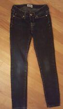 Women's Size 00 Short Ashley Ultra Skinny Aeropostale Jeans