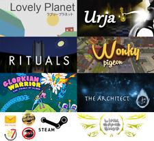 Urja+Lovely Pl+Rituals+Glorkian+The Architect+Wonky Pigeon! PC Digital STEAM KEY