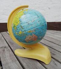 Kleiner älterer mini Globus Schulglobus Columbus Verlag Erdglobus Schülerglobus