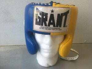 Grant Boxing helmet