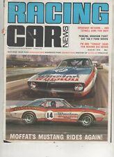 Racing Car News 1974 Aug Elfin MS7 Falcon GT Escort BDA Swedish Dutch French GP