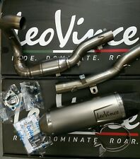 KTM 690 ENDURO R 2019 2020 LEOVINCE LV-ONE CAT EXHAUST SYSTEM *X-TEST*ONE ONLY*