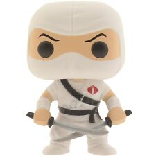 BAIT x Funko POP TV GI Joe Figure - Storm Shadow white