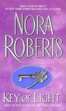 Key of Light: Key Trilogy #1 - Nora Roberts paperback GC (Combine & save)