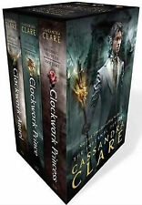 Infernal Devices BOXSET by Cassandra Clare Paperback Book