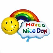 Have A Nice Day Balloon Birthday Party Wedding Decoration Balloon 1st 10th 21st