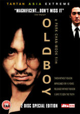 Oldboy DVD (2005) NEW