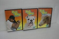 MTV Rob and Big - The Complete Seasons DISC 2, 3, & 4 DVD Set