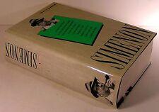 tout SIMENON vol 1 - edition france loisirs 1992 - 880 pages