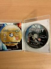 Call of Duty: Black Ops (Sony PlayStation 3, 2010) And Modern Warfare 2