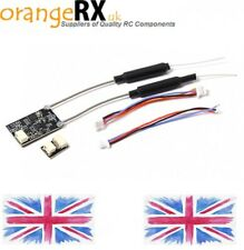 Flit10 2.4G IBUS Micro Receiver with Telemetry for Flysky Turnigy Evolution - UK