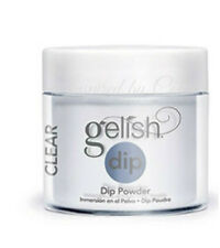 Harmony Gelish Dip System Dipping Powder - CLEAR AS DAY 23g *SNS Compatible*