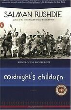 Midnight's Children Rushdie, Salman Paperback