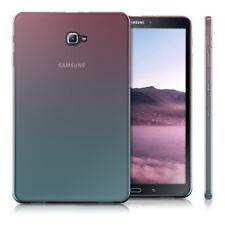 Crystal, funda TPU de silicona para Samsung Galaxy Tab a 10.1 (2016) dos colores en