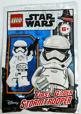 NEW ORIGINAL LEGO STAR WARS LIMITED EDITION FIRST ORDER STORMTROOPER 911951 Foil