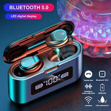 Wireless Bone Conduction Bluetooth 5.0 Headset Stereo Sports Headphone Handfree
