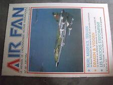 $$s Revue Air Fan N°68 25ans Royal Malaysian Air Force  Suede  Tomcats VMA-311