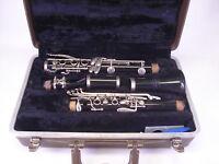 Buescher Aristocrat Clarinet with Case SERVICED - 1