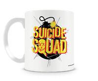 Suicide Squad Bomb Logo Bombe Kaffee Becher Coffee Mug Tasse DC Comics