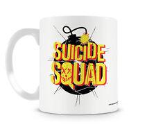 Suicide SQUAD Bomb Bomba Logo Tazza da caffè Coffee Mug Tazza DC Comics