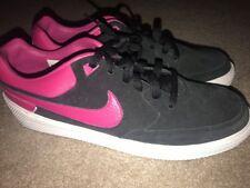 New Nike Street Gato AC Athletic Shoes 525239-061 sz 9 Black/Fireberry
