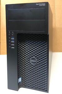 Dell Precision 3620 Core i7-7700 @ 3.60GHZ 8GB Ram 256GB SSD Win 10 Tower