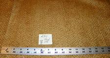 Gold Herringbone Print Velvet Upholstery Fabric  1 Yard  R300