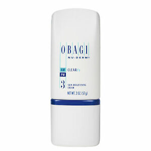 Obagi Medical Nu-Derm Clear FX Skin Brightening Cream- 2oz, Pack of 1