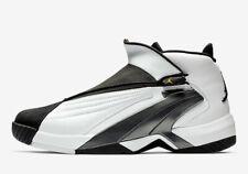 Air Jordan Jumpman Swift White Black Tour Yellow AT2555-100 sz 9
