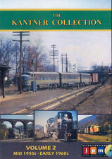 The Kantner Collection Vol 2 DVD John Pechulis Bednar Lehigh Valley R&R CNJ L&NE