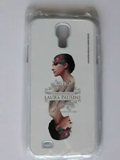 "LAURA PAUSINI - COVER IPHONE  ""DOPPIO VISO"" SAMSUNG S4 , OFFICIAL, ITALY"