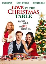 LOVE AT THE CHRISTMAS TABLE New Sealed DVD Danica McKellar Lea Thompson