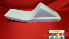 TZ STYLE CAFE RACER SEAT NEW & UNUSED IN WHITE