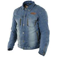 Trilobite PARADO Herren Motorrad Jeansjacke - blau