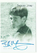 Twilight Zone 1999 Autograph Card A-18 Bill Mumy as Anthony Fremont A18