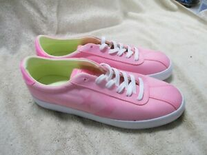 CONVERSE PINK SHOES SIZE US 8----S31