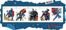 2013 CANADA STAMPS -- SUPERMAN 75TH ANNIVERSARY SOUVENIR SHEET, NO SALE TAX