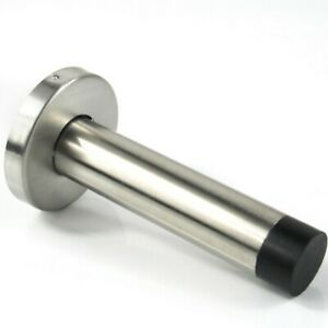 Door Stop Stopper Door Holder Catch Stopper Stainless Steel Heavy Duty
