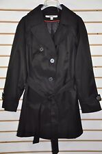 Women's DKNY, Single-Breasted, Water Repellent Trench Coat. Size. 0X. $190.